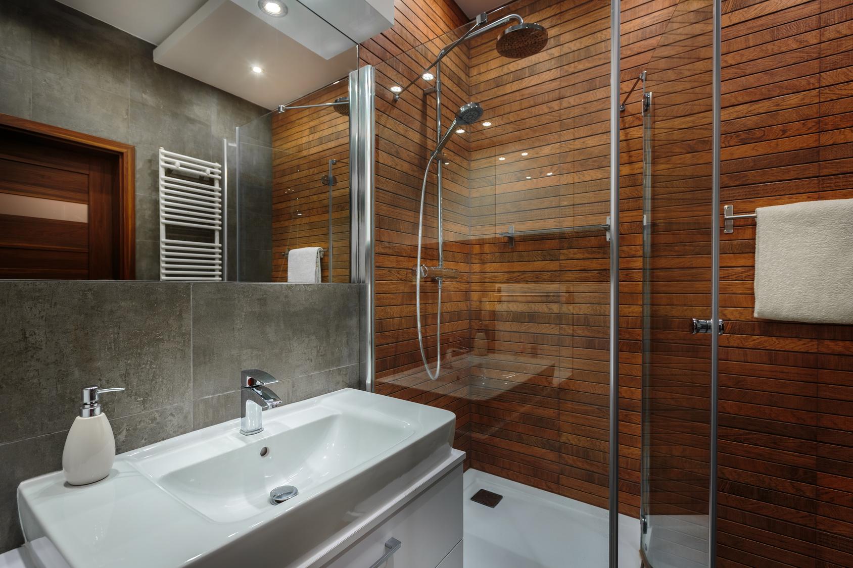 Elementy Drewna W Twojej łazience Jak Urządzić Nowoczesne Wnętrze